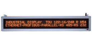 led displej tdu 122 16 240 r h54
