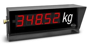 numeric 5 digit led display ndi 57 5 r l65