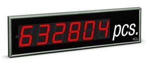 numericky 6 ciselny led displej nde 100 6 r l20