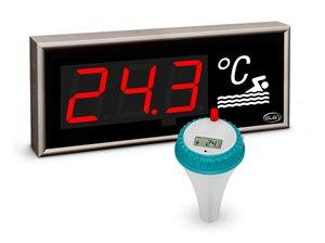 swimming pool water thermometer cdn 100 3 t r l54 ir rf