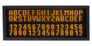 led display tdu 200 20 128x2 800x400c