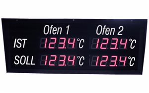 cdn 100 soll ist led display