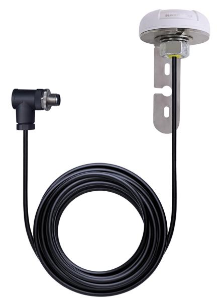 GPS Receiver 67 5DC RS232<br />u-blox 6 Hochleistungschip,<br />Kabellänge 5 m,<br />Empfindlichkeit -162 dBm,<br />Steckverbinder industrielle Binder