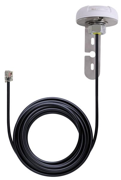 GPS Receiver 67 5DC RS232<br />u-blox 6 Hochleistungschip,<br />Kabellänge 5 m,<br />Empfindlichkeit -162 dBm,<br />Steckverbinder RJ12
