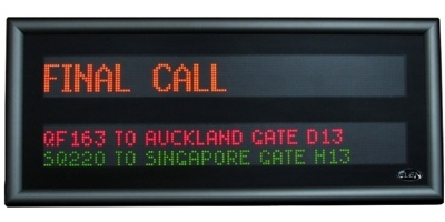 Text message display <br />- TDU 76-16/144x2 RG L42