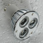 LED žiarovka -<br/>LLS MR16 GU10 W 3W 60/200 230AC RAY