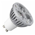 LED žiarovka -<br/>LLS MR16 GU10 W 3W 60/220 230AC QUA