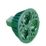 LED žiarovka -<br/>LLS MR16 GU5.3 C 3W 30/240 12AC WST