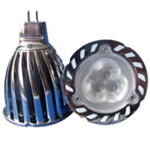 LED žiarovka -<br/>LLS MR16 GU5.3 W 6W 60/310 12A/D SUN