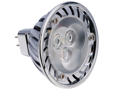 LED žiarovka -<br/>LLS MR16 GU5.3 W 3W 60/230 12AC SUN